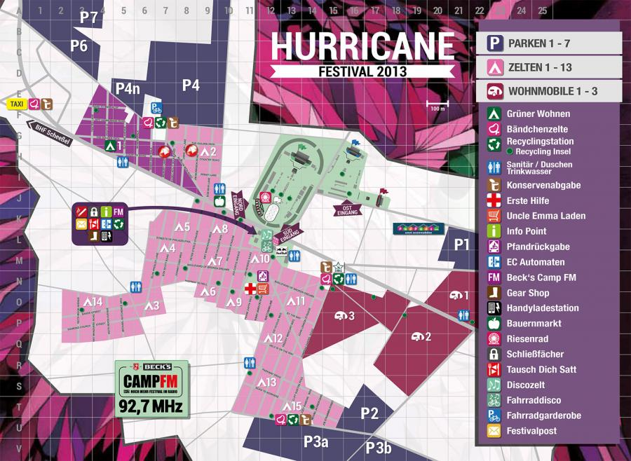 hurricane festival 2013 map 2 concerts metal  iron maiden festival 2013 full concert gael.php #11