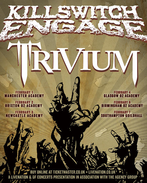 Trivium + Killswitch Engage