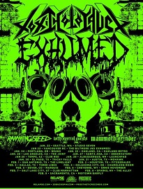 Toxic Holocaust / Exhumed
