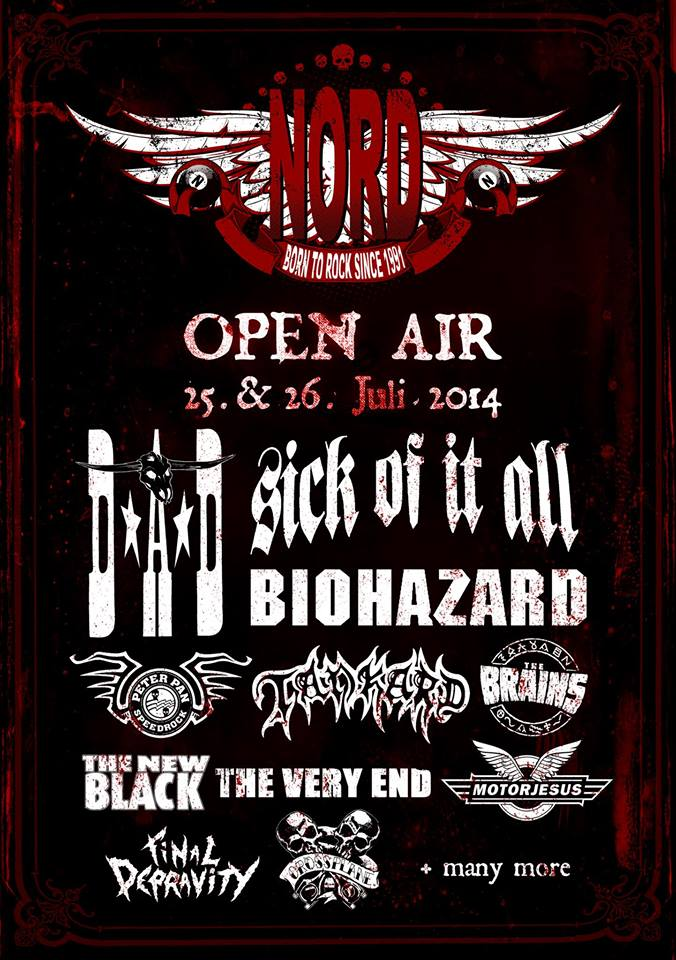 Nord Open Air 2014