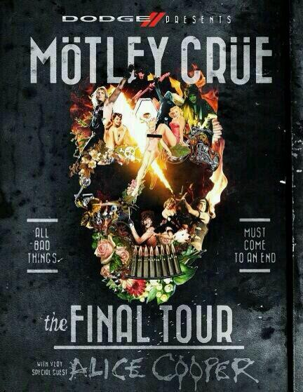 Mötley Crüe  The Final Tour