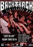 Backtrack Asian Tour 2014