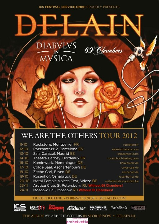 We Are The Others Tour 2012