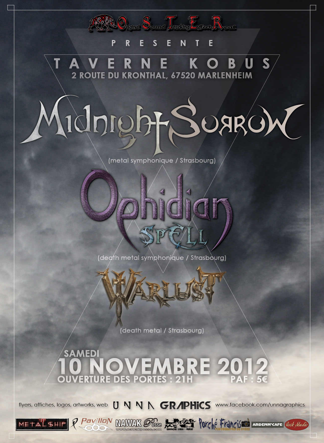 SOIREE METAL SYMPHONIQUE