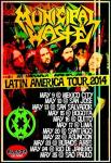 Municipal Waste Tour 2014