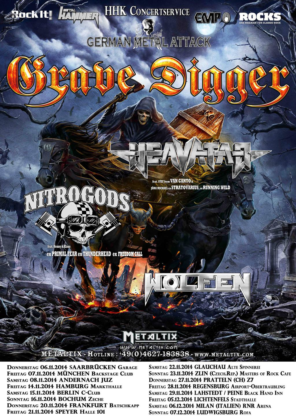 German Metal Attack III