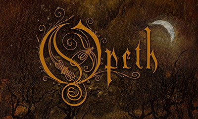 Opeth European Tour 2014