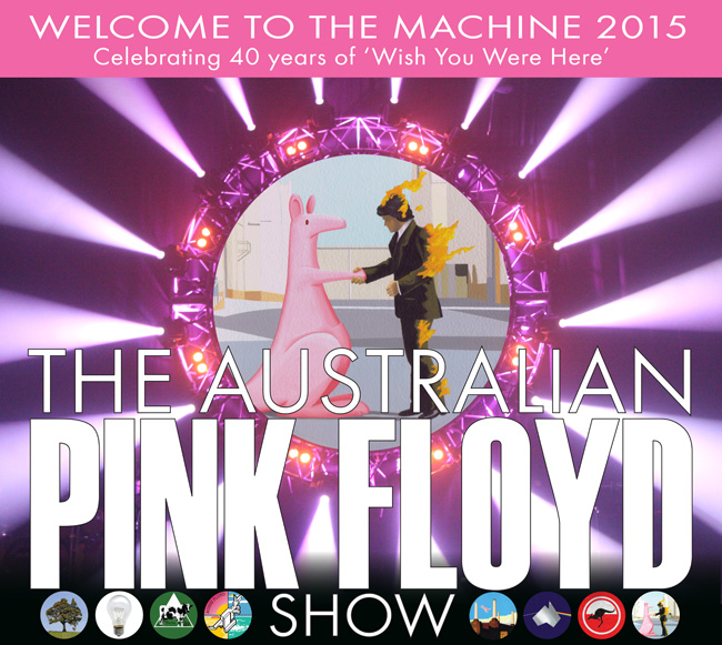 Welcome to the Machine Tour