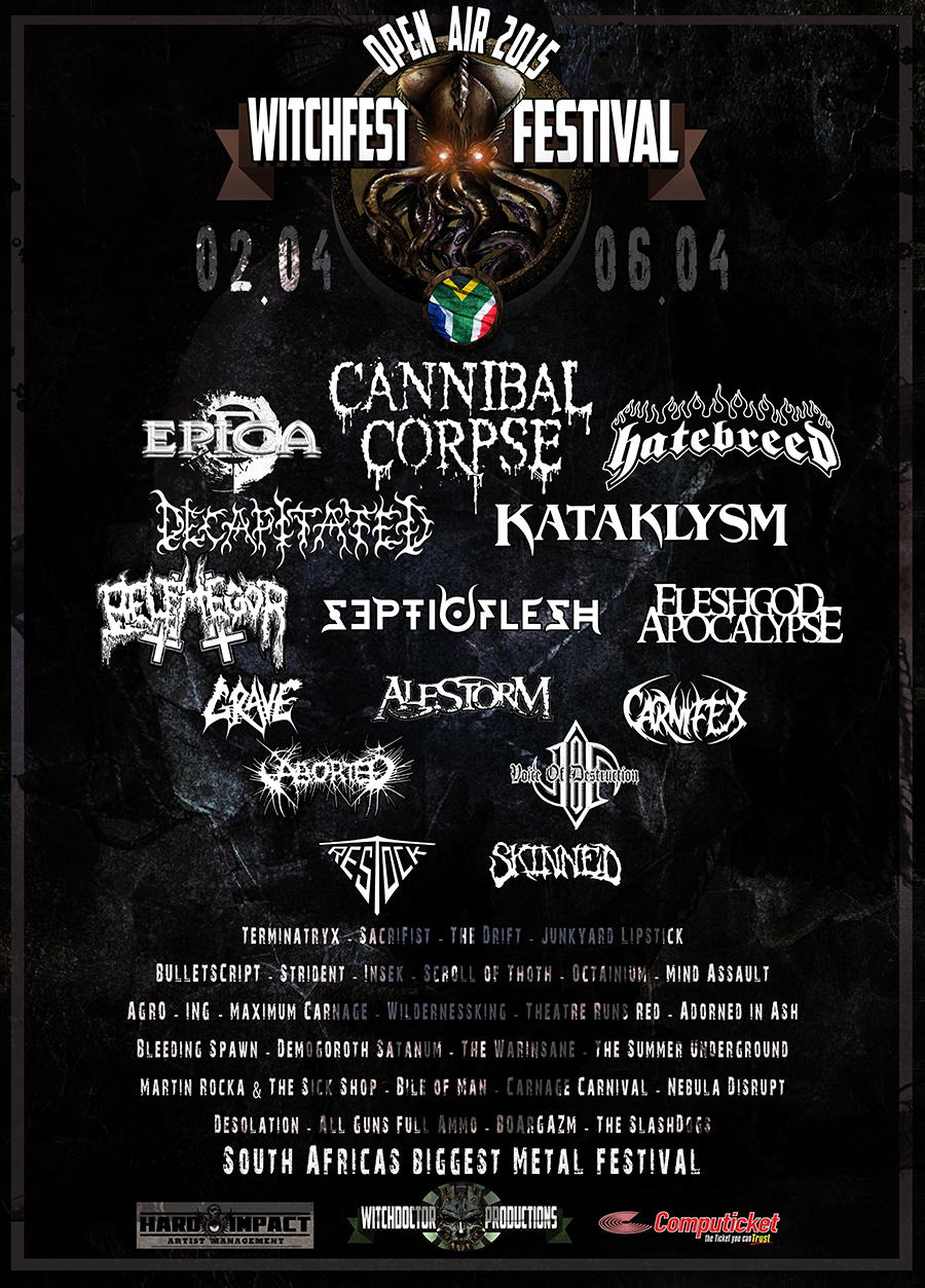 Witchfest Festival 2015