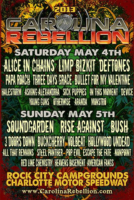 carolina rebellion 2013 04052013 2 days concord
