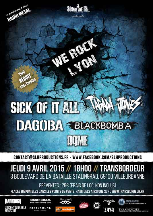 We Rock Lyon 2015