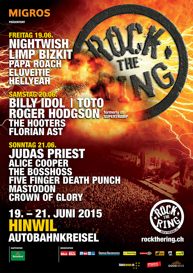 Rock The Ring 2015