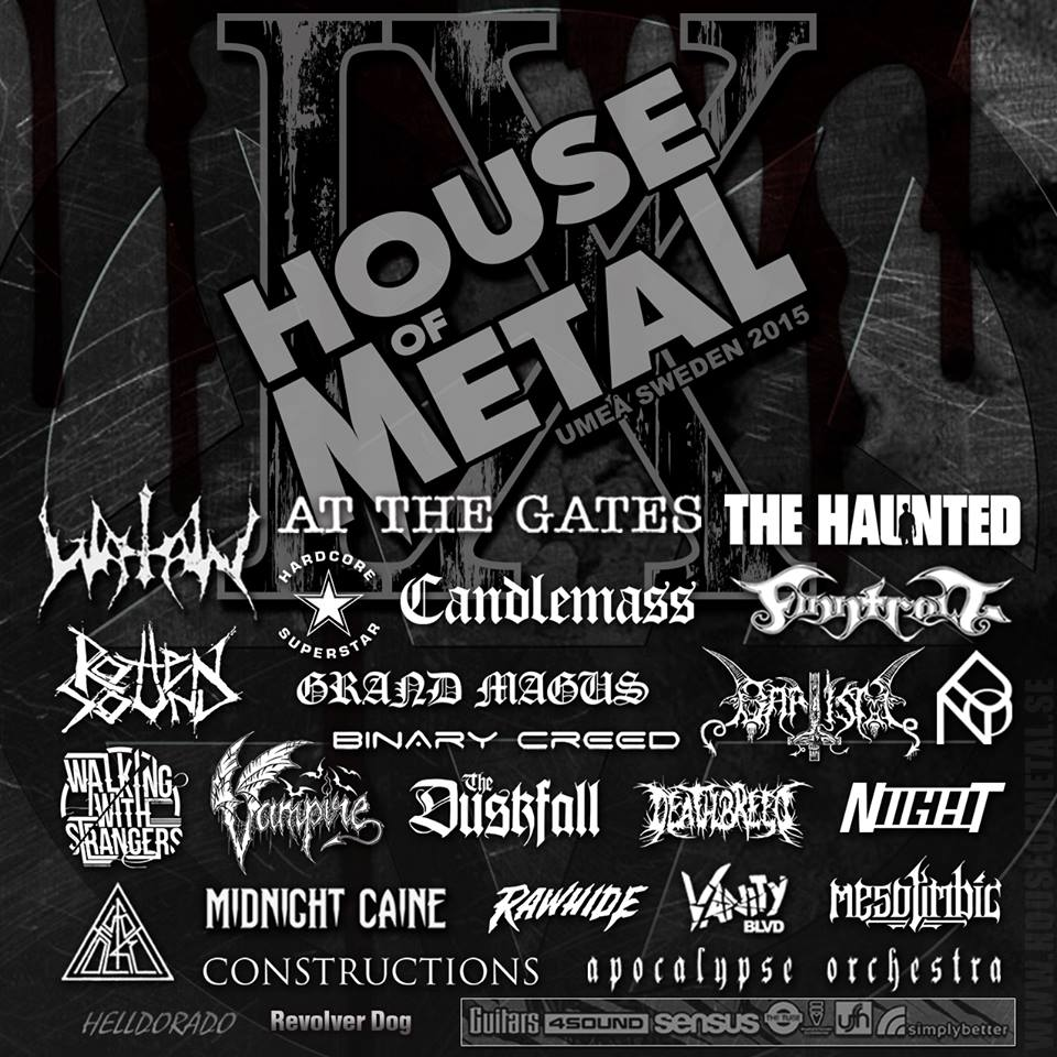 House of Metal 2015