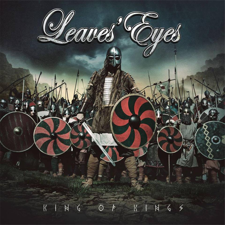 Leaves Eyes - Tour 2015