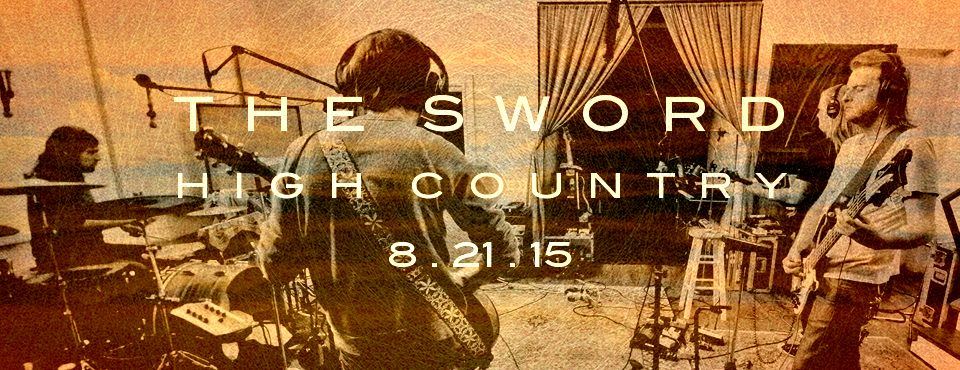 The Sword - Tour 2015