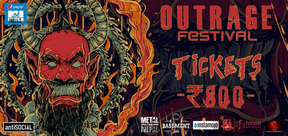 Outrage Festival India 2015
