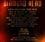Diamon Head @ Quito