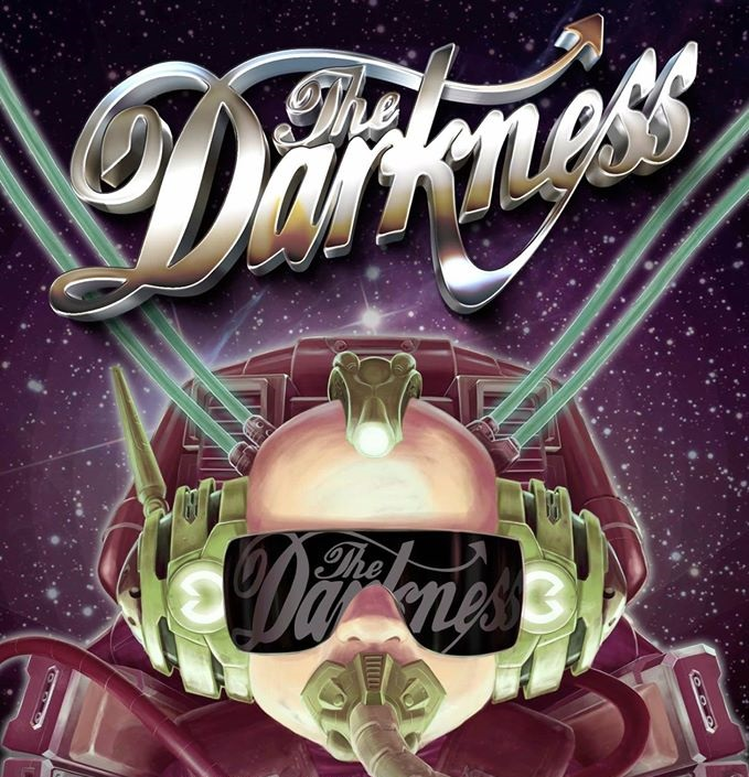 The Darkness - Tour 2016