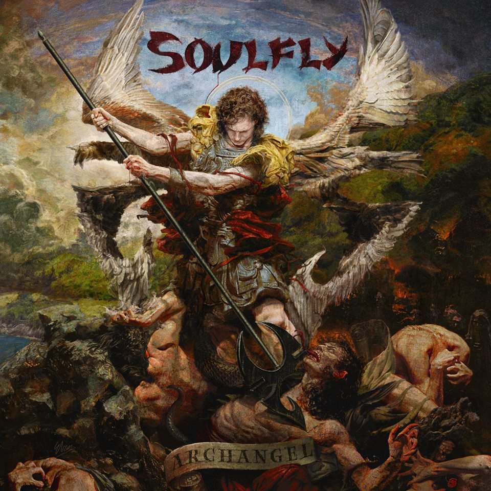 Soulfly - Archangel Tour