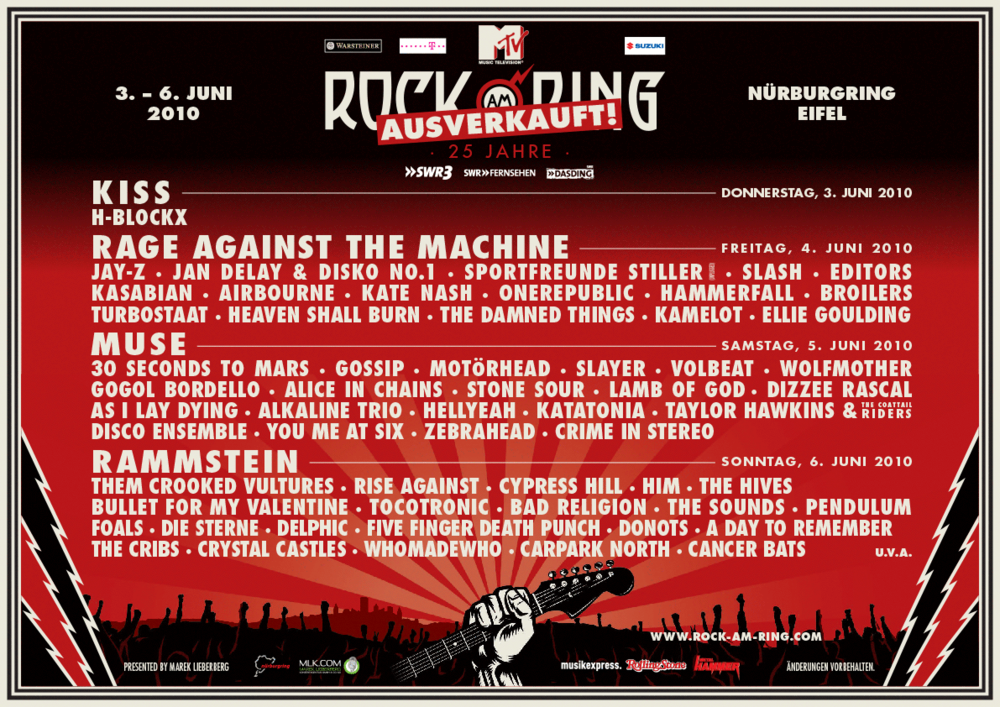 Rock am Ring 2010
