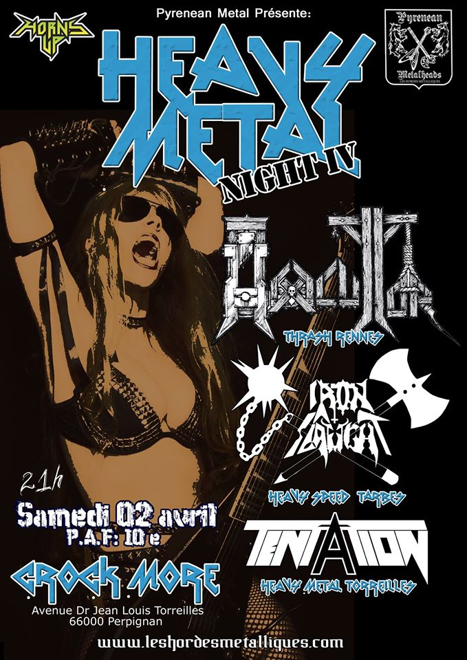 Heavy Metal Night IV
