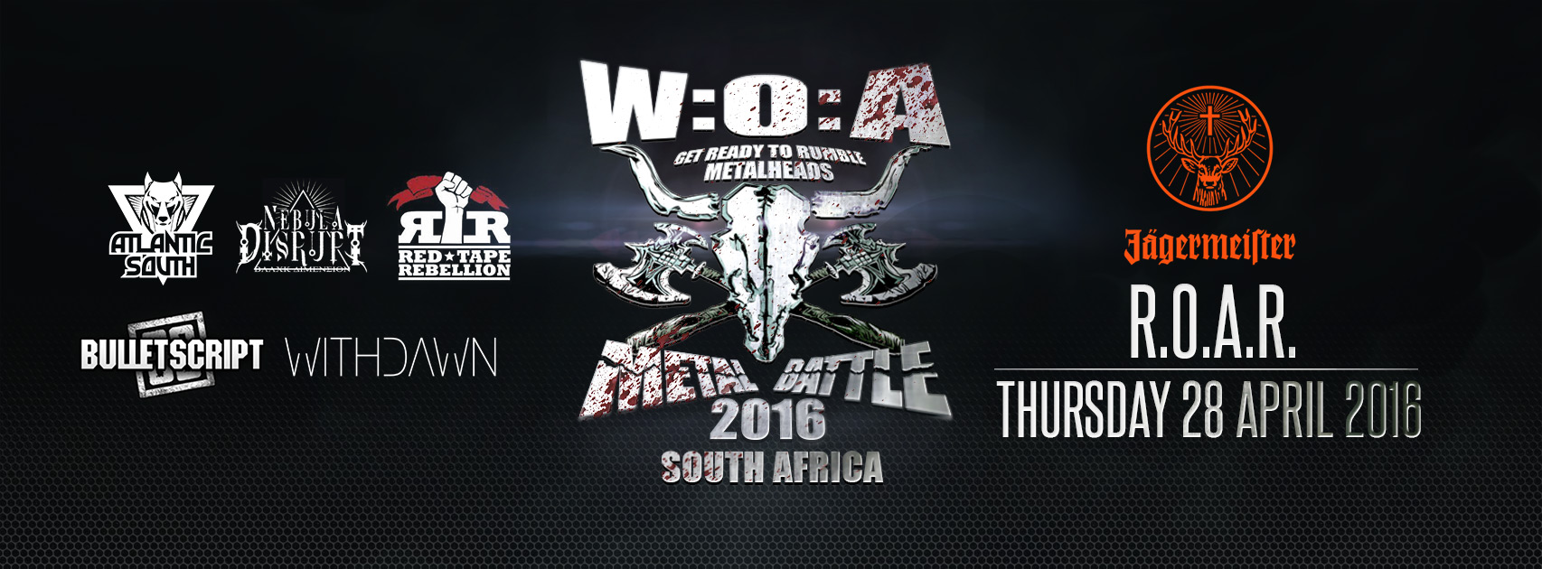 Wacken Battle South Africa