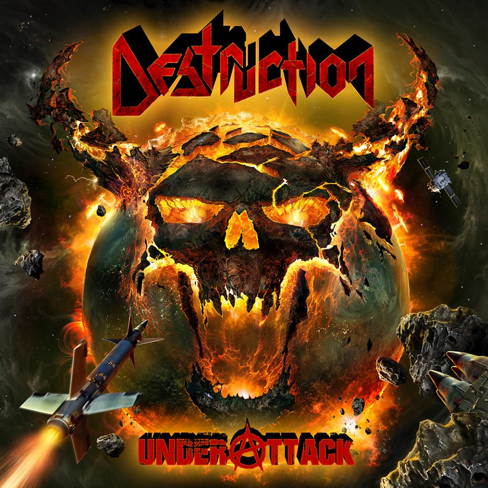 Destruction - Tour 2016