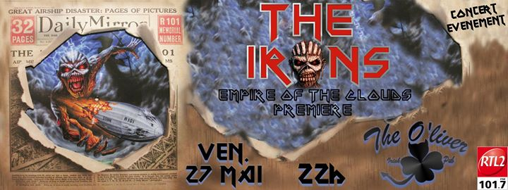 The Irons - Maiden Tribute