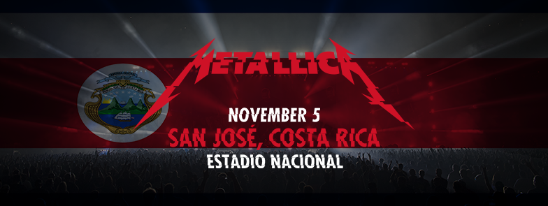 Metallica World Tour 2016