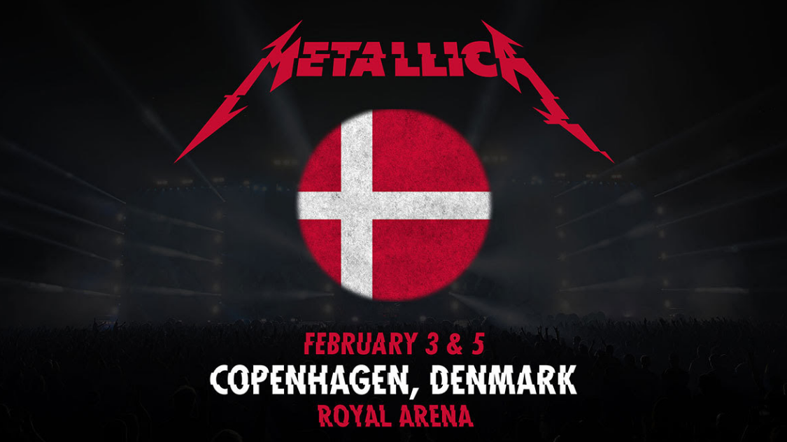 Metallica World Tour 2017