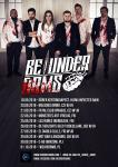 Be Under Arms - Tour 2016