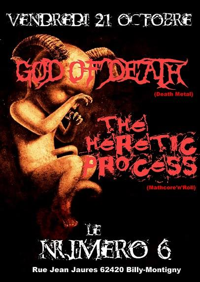 God of Death + The Heretic