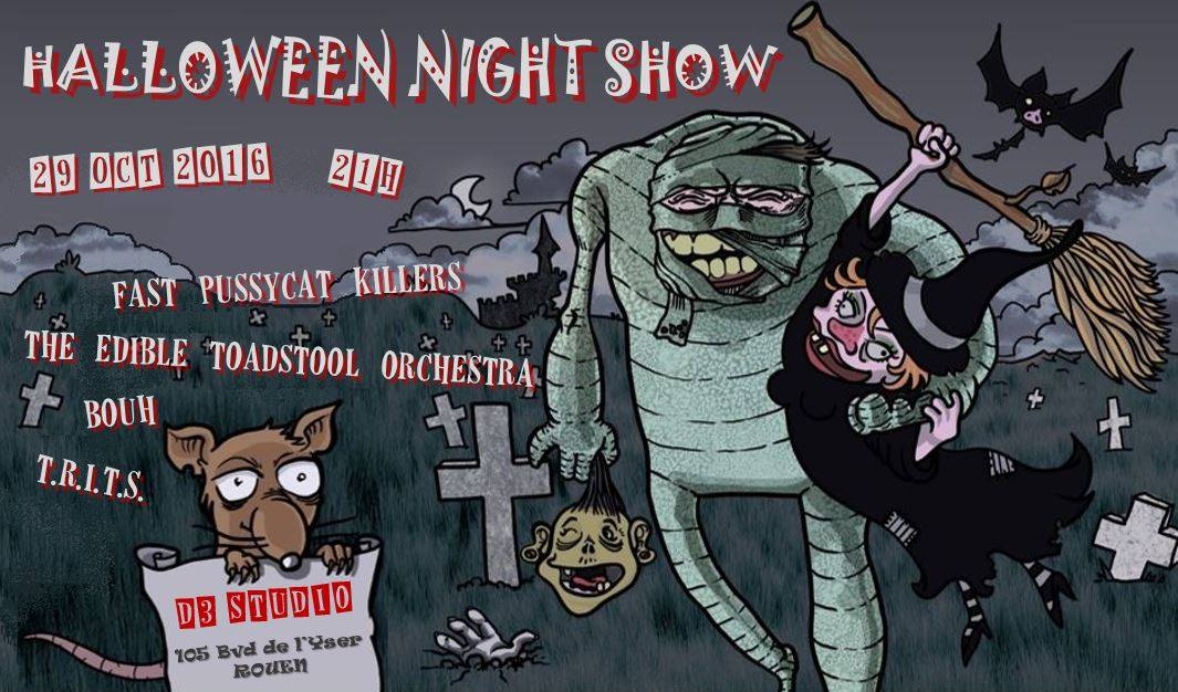 Halloween Night Show