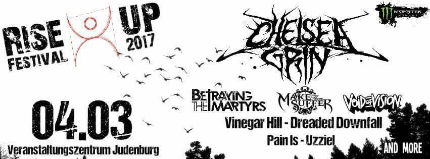 Rise Up Festival 2017