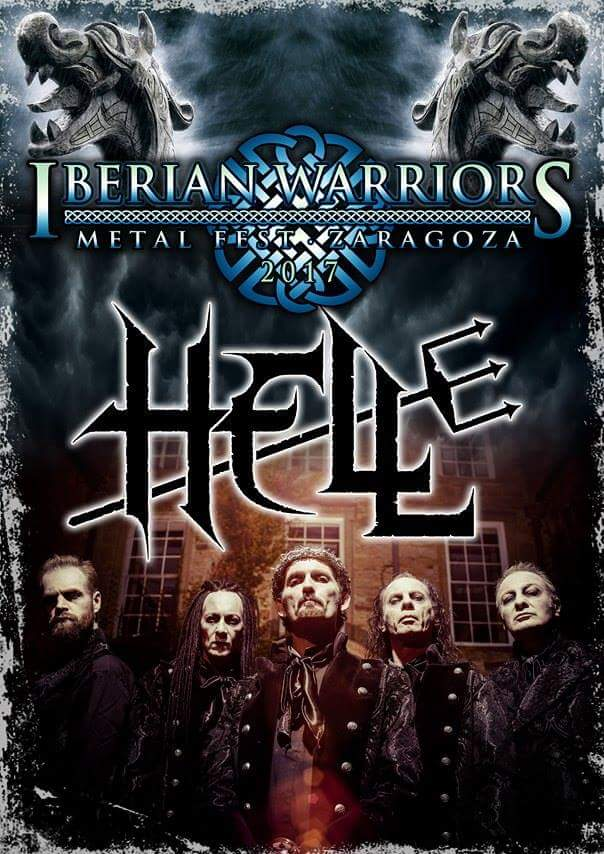 Iberian Warriors Metal Fest