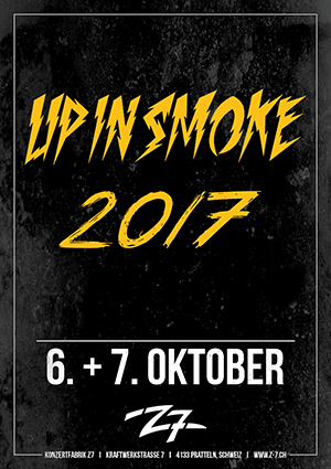 Up In Smoke Vol 5 - 2017