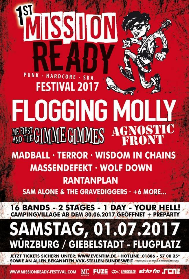 Mission Ready Festival 2017