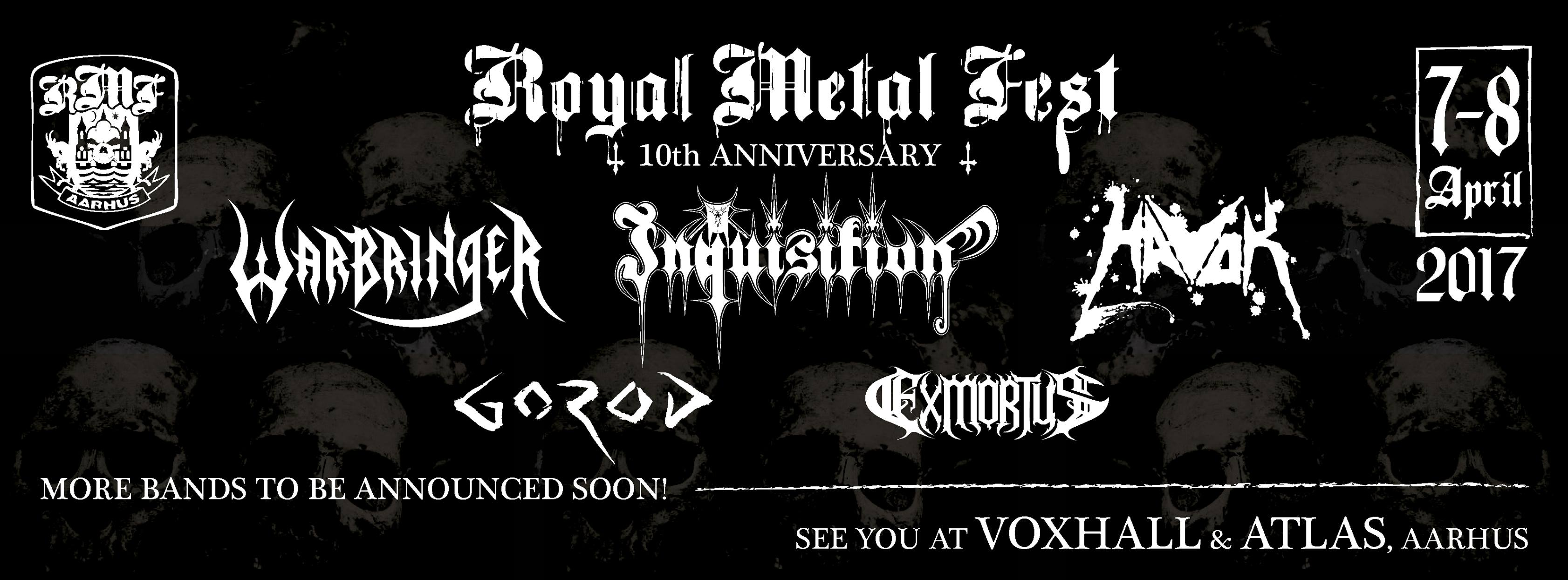 Royal Metal Festival 2017