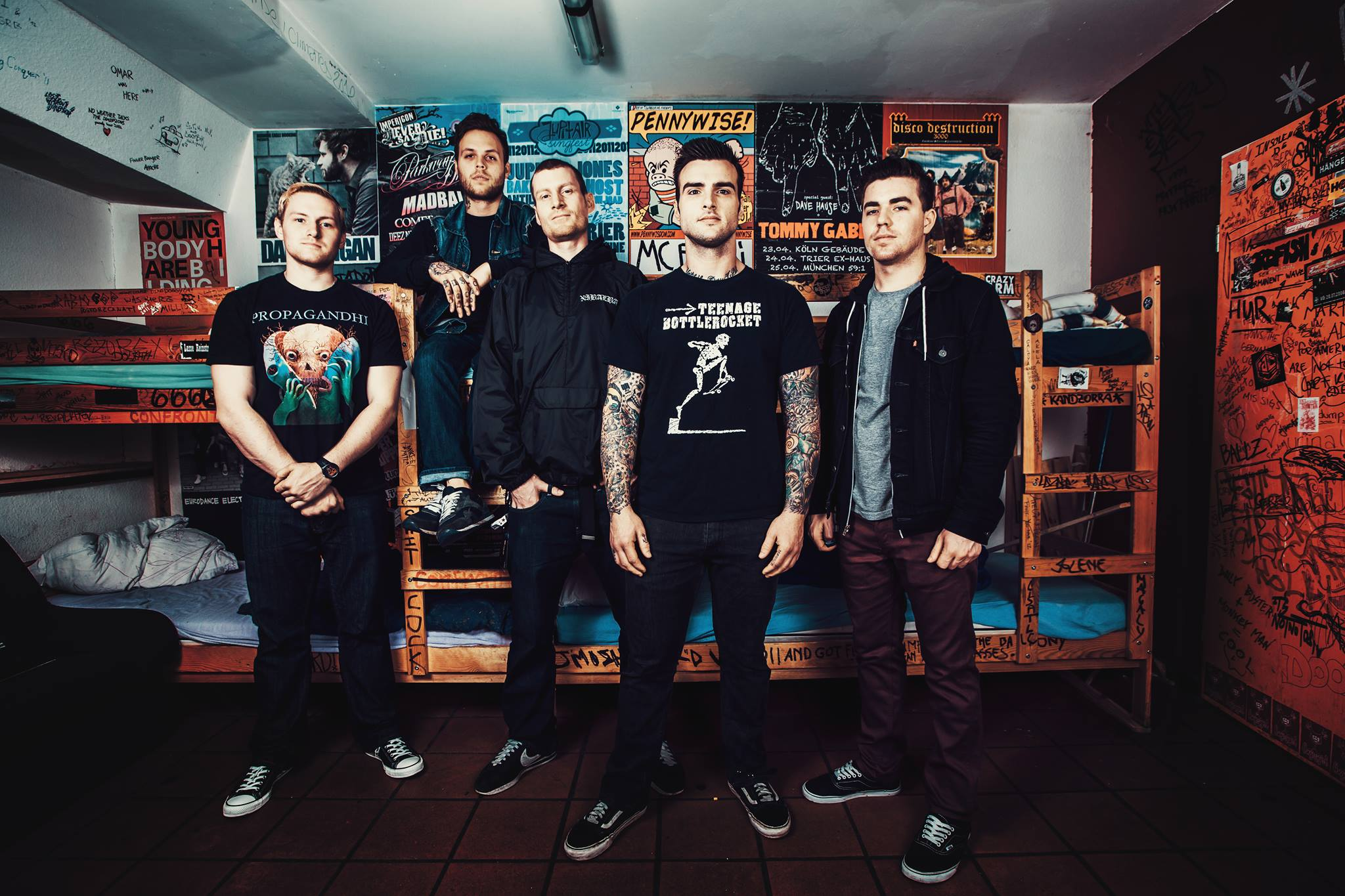 Stick To Your Guns + Guest