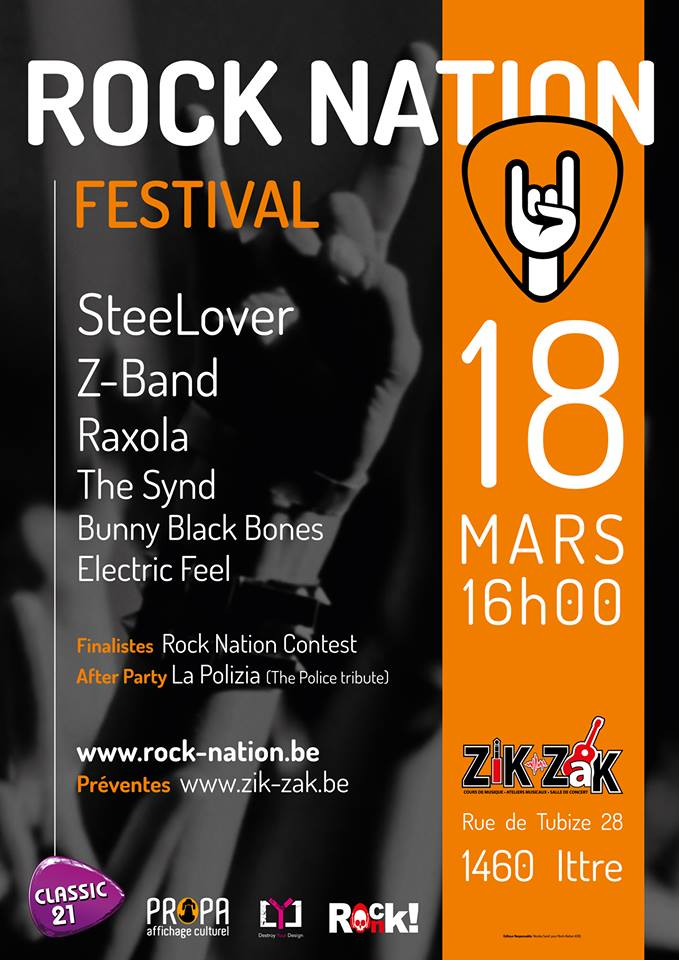 Rock Nation Festival 2017