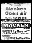 Wacken Open Air 1990
