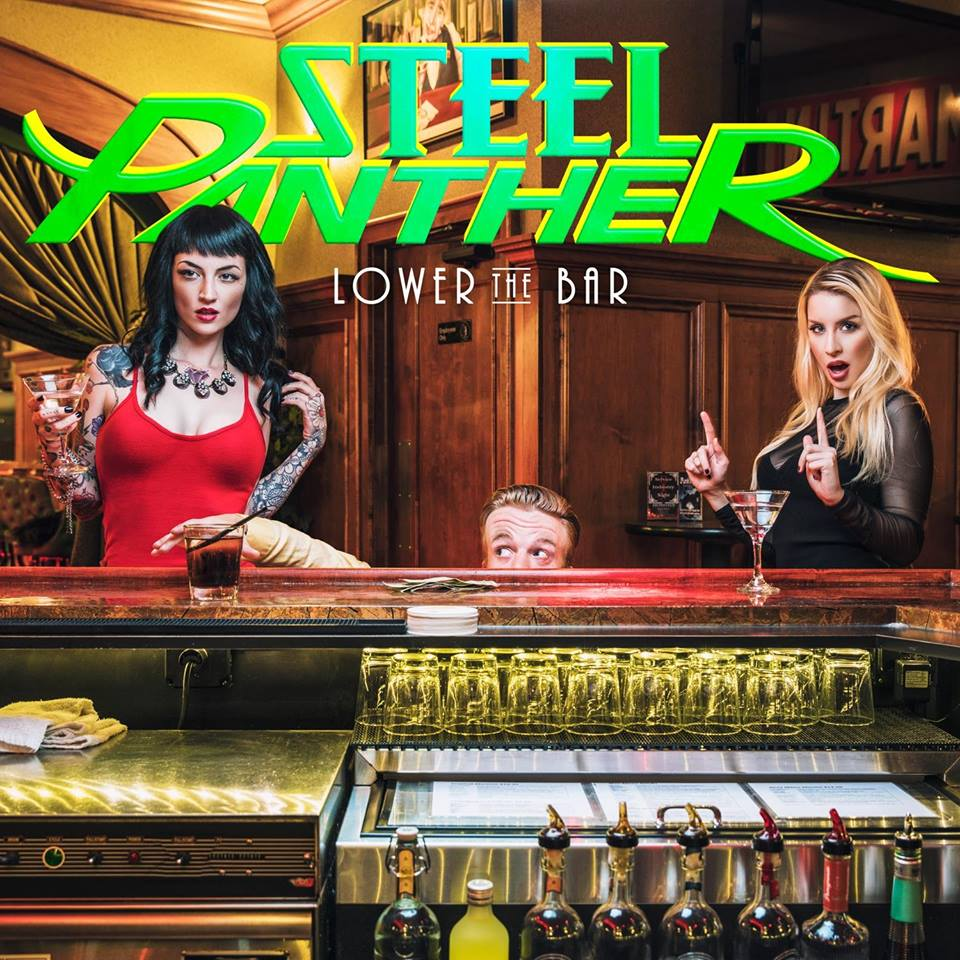 Steel Panther - Tour 2017
