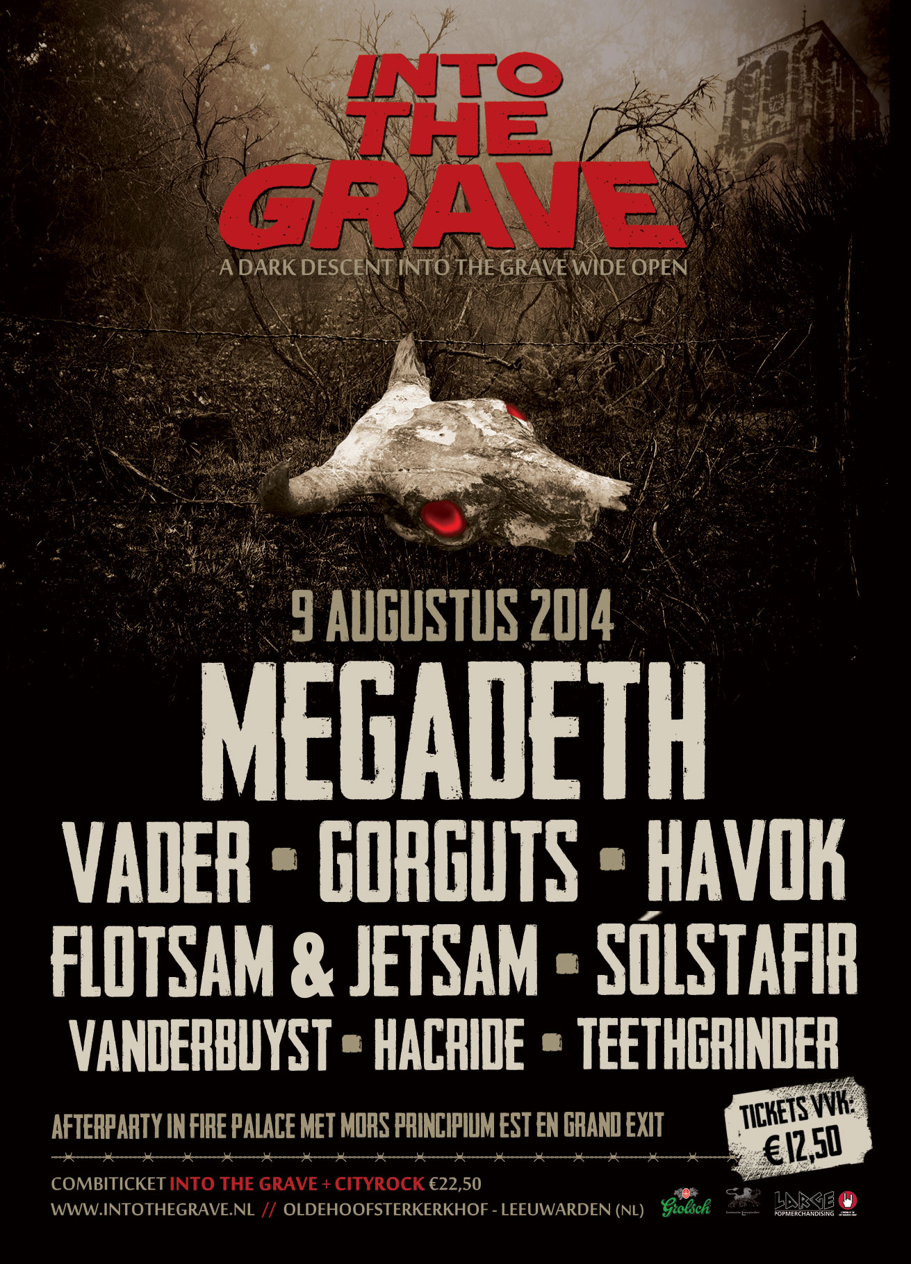 Into The Grave 2014