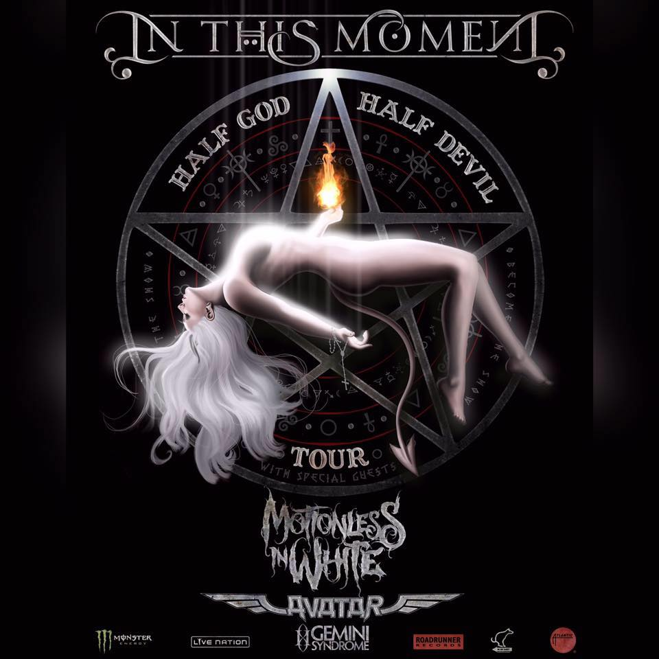 In This Moment - Tour 2017