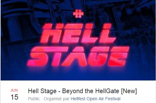 Hell Stage - Beyond the Hel
