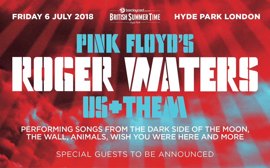 BST 2018 - Roger Waters