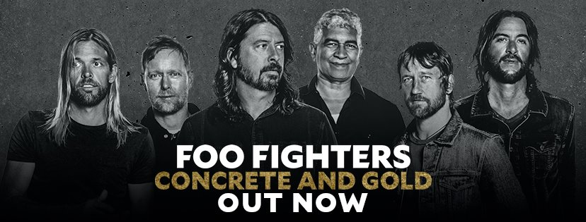 Foo Fighters - Tour 2017