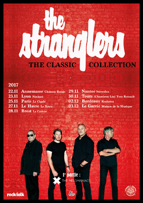 The Stranglers - Tour 2017