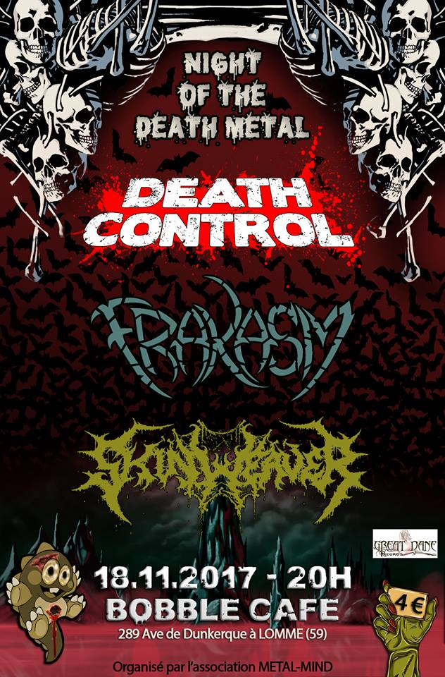 Night Of The Death Metal