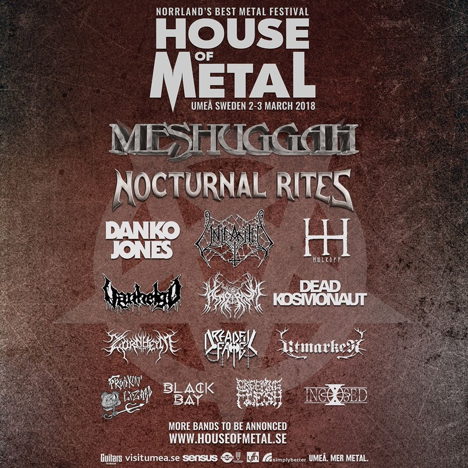 House of Metal 2018